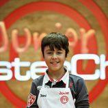 Daniel, integrante de 'MasterChef Junior'