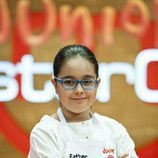 Esther, concursante de 'MasterChef Junior'