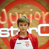 Jacobo, concursante de 'MasterChef Junior'