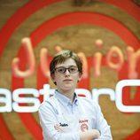 Juan, concursante de 'MasterChef Junior'