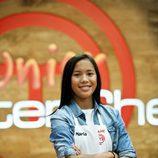 María, concursante de 'MasterChef Junior'