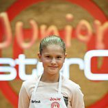 Marina, concursante de 'MasterChef Junior'