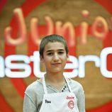 Pau, concursante de 'MasterChef Junior'