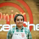 Rodrigo, concursante de 'MasterChef Junior'