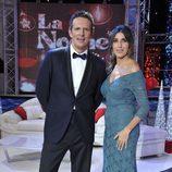Joaquín Prat y Paz Padilla en 'La noche en Paz'