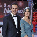 Joaquín Prat y Paz Padilla, presentadores de 'La noche en Paz' en Telecinco