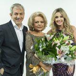 Carlos Sobera, Mayra Gómez Kemp y Anna Simón en 'Adiós al 2013, adiós'