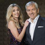 Anna Simón y Carlos Sobera en 'Adiós al 2013, adiós'