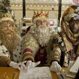 Los tres Reyes Magos de 'Un cuento de Navidad'