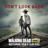 Póster de AMC de la segunda parte de la cuarta temporada de 'The Walking Dead'