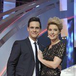 Christian Gálvez y Tania Llasera presentan 'Ya vienen los Reyes'