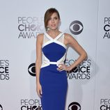 Allison Williams en los People's Choice Awards 2014
