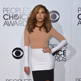 Naya Rivera en los People's Choice Awards 2014