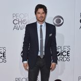 Ian Somerhalder en los People's Choice Awards 2014