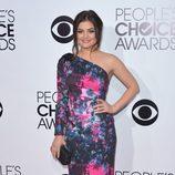 Lucy Hale en los People's Choice Awards 2014