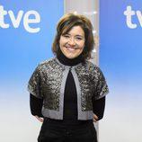 María Pujalte, protagonista de 'Los misterios de Laura'