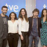 Actores capitulares de la tercera temporada de 'Los misterios de Laura'