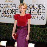 Julie Bowen en los Globos de Oro 2014