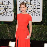 Emma Watson en los Globos de Oro 2014