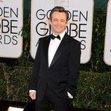 Michael Sheen en la alfombra roja de los Globos de Oro 2014