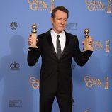 Bryan Cranston, ganador del Globo de Oro 2014 al Mejor Actor de Drama