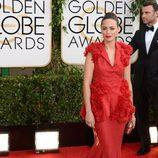 Berenice Bejo en los Globos de Oro 2014