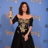 Jacqueline Bisset, ganadora del Globo de Oro 2014 a la Mejor Actriz secundaria