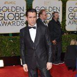 Colin Farrell en la alfombra roja de los Globos de Oro 2014