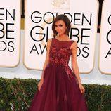 Giuliana Rancic en los Globos de Oro 2014