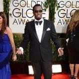 Sean Combs 'Puff Daddy' en los Globos de Oro 2014