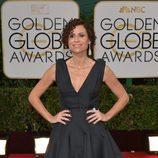 Minnie Driver en los Globos de Oro 2014