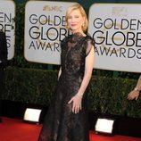 Cate Blanchett en los Globos de Oro 2014