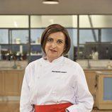 Ana María Gómez, concursante del equipo rojo de 'Deja sitio para el postre'