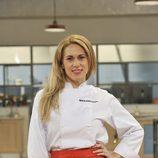 Geraldine Daniel, concursante del programa ' Deja sitio para el postre'
