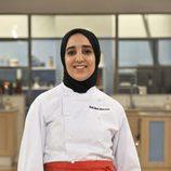 Halima Mourid es una de las concursantes del programa de repostería 'Deja sitio para el postre'