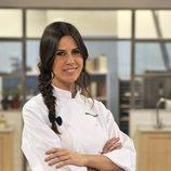 Marta Dalmau, concursante del equipo verde de 'Deja sitio para el postre'