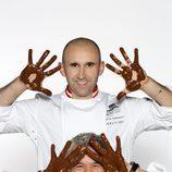 Paco y Jacob Torrebalnca en 'Deja sitio para el postre'