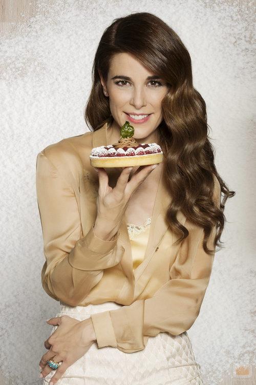 Raquel Sánchez Silva, presentadora de 'Deja sitio para el postre'