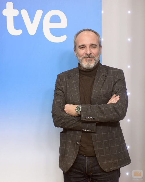 Fernando Guillén Cuervo en la tercera temporada de 'Los misterios de Laura'