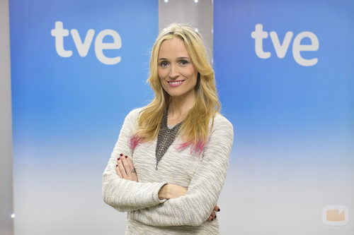 Laura Pamplona en la tercera temporada de 'Los misterios de Laura'