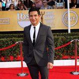 Mario Lopez en la alfombra roja de los SAG 2014