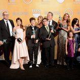 Modern Family, Mejor Reparto de Comedia en los SAG 2014