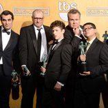Los chicos de 'Modern Family' en los SAG 2014