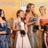 Las chicas de 'Modern Family' en los SAG 2014