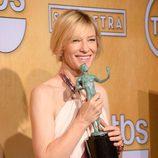Cate Blanchett, Mejor Actriz en los SAG 2014