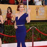 Amy Adams en la alfombra roja de los SAG 2014