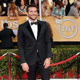 Bradley Cooper en la alfombra roja de los SAG 2014