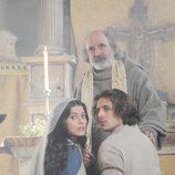 Romeo junto a Julieta en la TV Movie de Telecinco