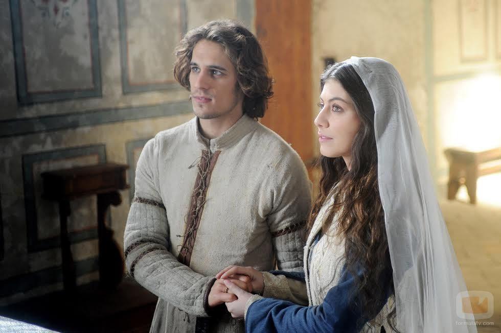 Romeo y Julieta se unen en matrimonio