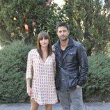 Ingrid Rubio y Hugo Silva en 'El corazón del océano'